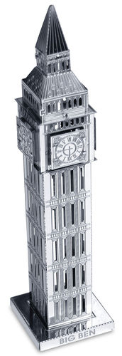 Big Ben Metal Earth Clock Tower