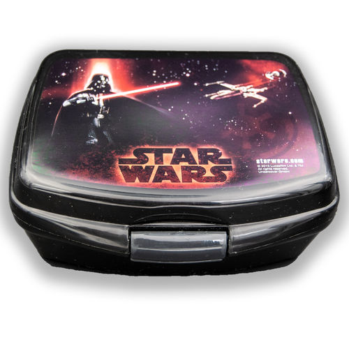 Star Wars Brotdose Darth Vader