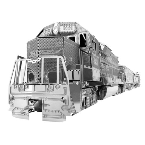 Metal Earth Set Freight Train