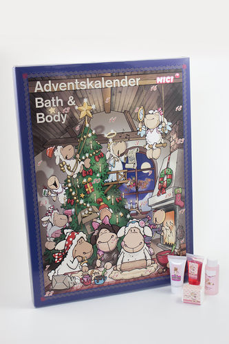 Jolly Mäh Adventskalender Nici
