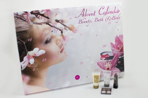 Adventskalender Beauty und Wellness